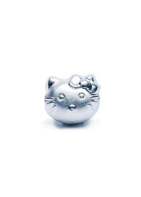 Charm Bạc Mèo Hello Ancarat Kitty C20