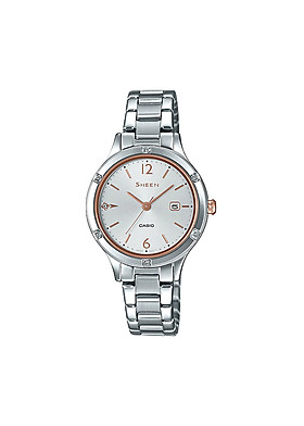 Đồng hồ nữ Casio Sheen chính hãng SHE-4533D-7AUDF