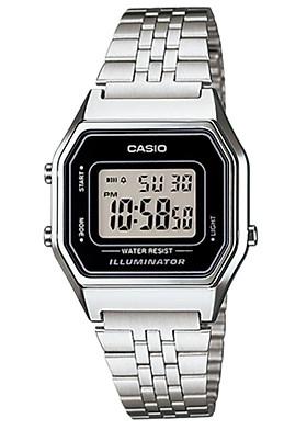Đồng hồ nữ dây kim loại Casio LA680WA-1DF