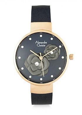 Đồng hồ đeo tay hiệu Alexandre Christie 2792LHBURBU