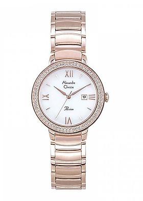 Đồng hồ đeo tay hiệu Alexandre Christie 2698LDBRGMS