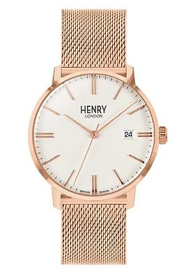 Đồng Hồ Nam Henry London HL40-M-0374