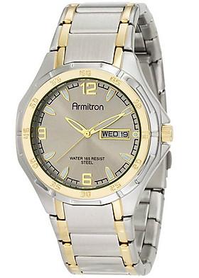 Đồng hồ đeo tay hiệu Armitron 20/4309GYTT