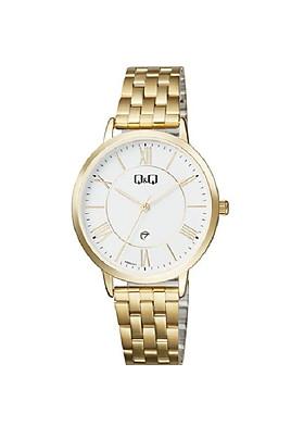 Đồng hồ đeo tay Nữ hiệu Q&Q A469J007Y