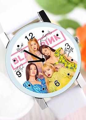 Đồng hồ Blackpink kill this love kèm chữ ký