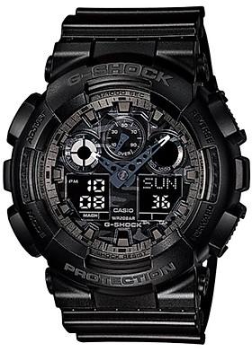 Đồng hồ nam dây nhựa Casio G-SHOCK GA-100CF-1ADR