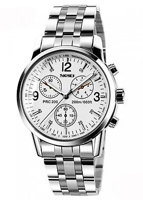 Đồng hồ nam dây inox Skmei 9070