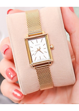 Đồng hồ nữ dây thép Julius Ja787C1