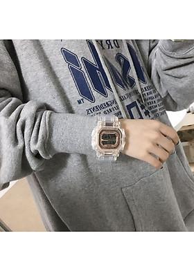 Đồng hồ đeo tay nam nữ thời trang sành điệu thông minh shhors DH69