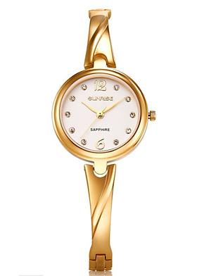 Đồng hồ nữ siêu mỏng Sunrise SL711SWA kính Sapphire chống xước chống nước tốt - Fullbox chính hãng