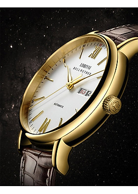 Đồng hồ nam chính hãng Lobinni No.2025-1