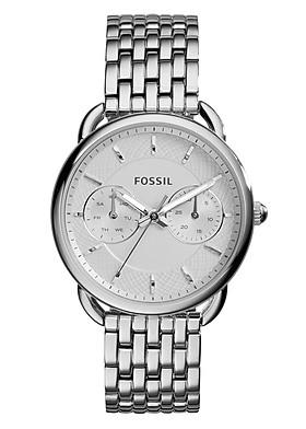 Đồng Hồ Nữ Dây Kim Loại Fossil ES3712 - Bạc (35mm)