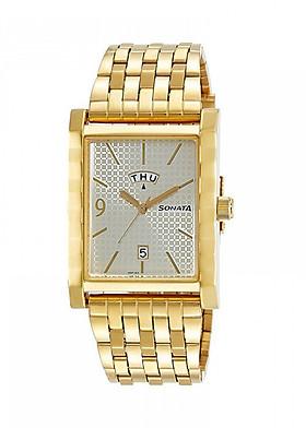 Đồng hồ đeo tay hiệu Sonata 7112YM03