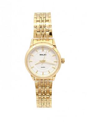 Đồng hồ Nữ Halei cao cấp - HL55200 Dây vàng