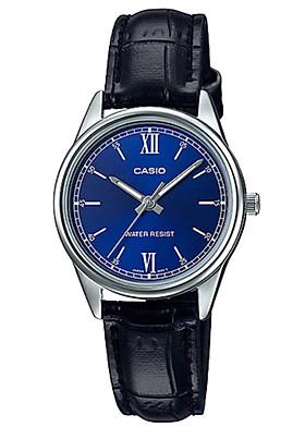Đồng hồ nữ dây da Casio LTP-V005L-2BUDF