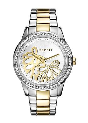 Đồng Hồ Nữ Dây Kim Loại Esprit ES108122007 (38mm) - Bạc