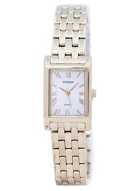 Đồng hồ Nữ Citizen dây kim loại EJ6123-56A