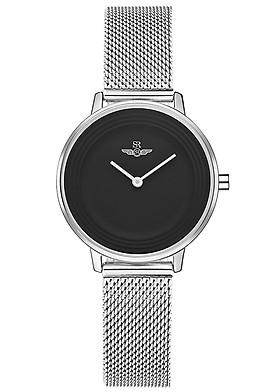 Đồng hồ Nữ dây kim loại Sunrise SL6656.1101