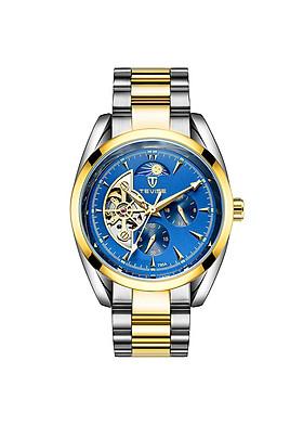 Đồng hồ nam dây kim loại TEVISES T795A