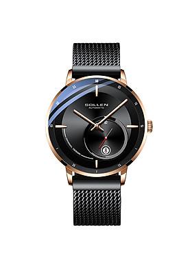 Đồng hồ tự động automatic nam máy Nhật thương hiệu Sollen 309 - Hàng chính hãng