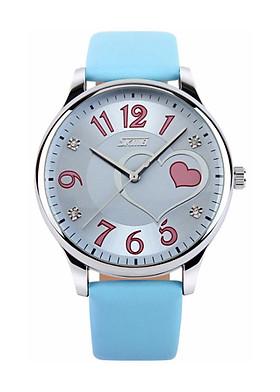 Đồng hồ nữ dây da Skmei 90TCK85