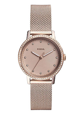 Đồng hồ Nữ Dây kim loại FOSSIL ES4364