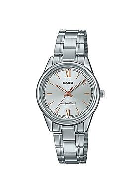 Đồng hồ Casio nữ dây thép LTP-V005D-7B2UDF (28mm)