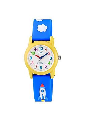Đồng hồ trẻ em Q&Q  VR99J003Y thương hiệu Nhật Bản