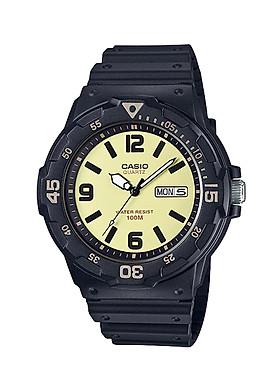 Đồng hồ Casio unisex dây nhựa MRW-200H-5BVDF (45mm)