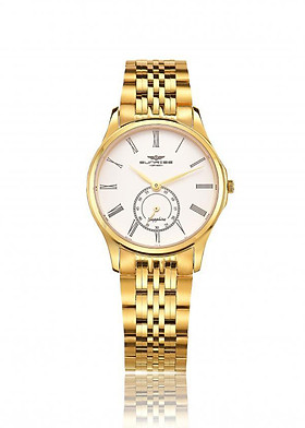 Đồng hồ Nữ dây kim loại Sunrise SL1121.1402