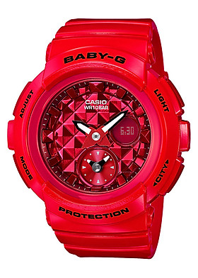 Đồng Hồ Nữ Dây Nhựa Casio Baby-G BGA-195M-4ADR
