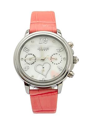 Đồng hồ Nữ Julius Ju1016 Hồng