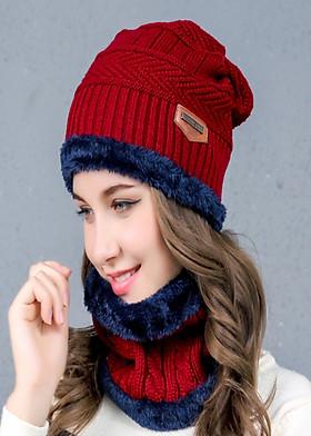 Hình ảnh Mũ len và khăn quàng cổ VN cao cấp