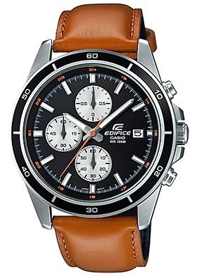 Đồng hồ nam dây da Casio EDIFICE EFR-526L-1BVUDF