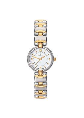 Đồng hồ Dugena nữ Classic Watch 2009212 dây bạc