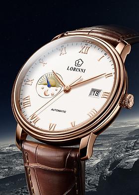 Đồng hồ nam chính hãng LOBINNI L12032-1