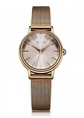 Đồng hồ nữ Julius JA-1120 dây thép (nhiều màu)