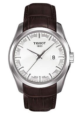 Đồng Hồ Nam Dây Da Tissot T035.410.16.031.00 (39mm) - Nâu