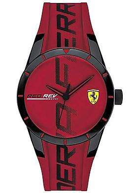 Đồng Hồ Nam Dây Cao Su Ferrari 0840028 (34mm)