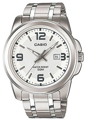 Đồng hồ nam dây kim loại Casio