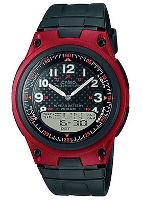 Đồng hồ nam dây nhựa Casio AW-80-4BVDF