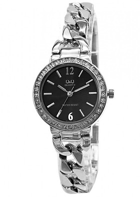 Đồng hồ nữ Q&Q CITIZEN F503J202Y dây sắt
