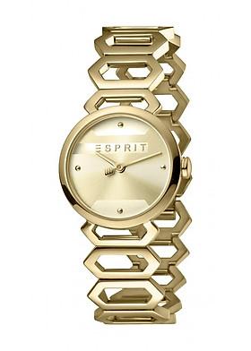 Đồng Hồ Nữ Thép Không Gỉ Esprit ES1L021M0045 - Vàng