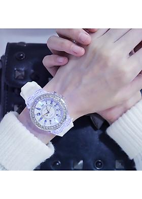 Đồng hồ thời trang dành cho cả nam và nữ ZO44 thiết kế phát sáng bắt mắt sành điệu cá tính