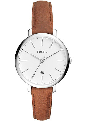 Đồng Hồ Nữ Dây Da FOSSIL ES4368 (36mm) - Nâu