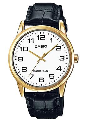 Đồng hồ nam dây da Casio MTP-V001GL-7BUDF