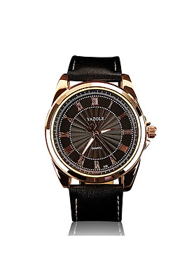 Đồng hồ nam dây da YZ336