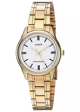 Đồng hồ nữ dây kim loại Casio LTP-V005G-7AUDF