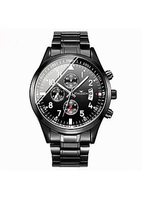 Đồng hồ nam dây kim loại Fngreen 5410