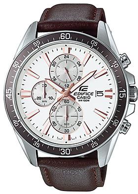Đồng hồ nam dây da Casio EDIFICE EFR-546L-7AVUDF